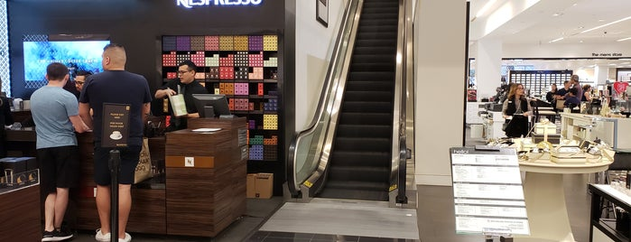 Nespresso Boutique is one of Orte, die Xiong gefallen.