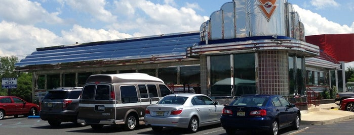 Whitman Diner is one of New Jersey Diners.