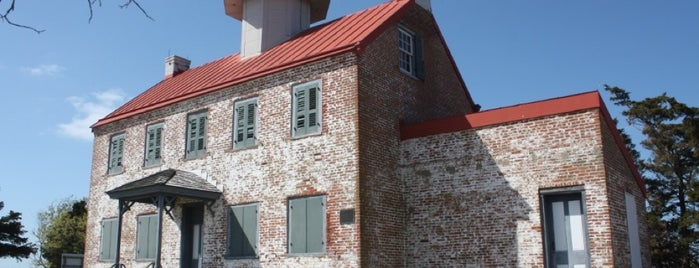 East Point Lighthouse is one of Northeast Things to Do.