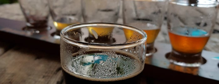 Brieux Carré Brewing Company is one of New Orleans.