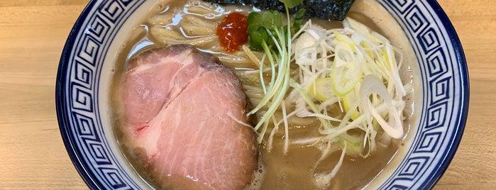 麺処 有彩 is one of Orte, die Masahiro gefallen.