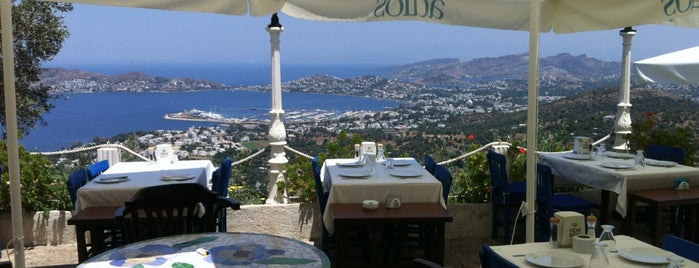 Panorama Pasanda Restaurant is one of Bodrum rehberi.