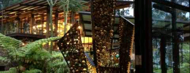 dusun bambu Family Leisure Park is one of What happens when food-addict strikes in Bandung.