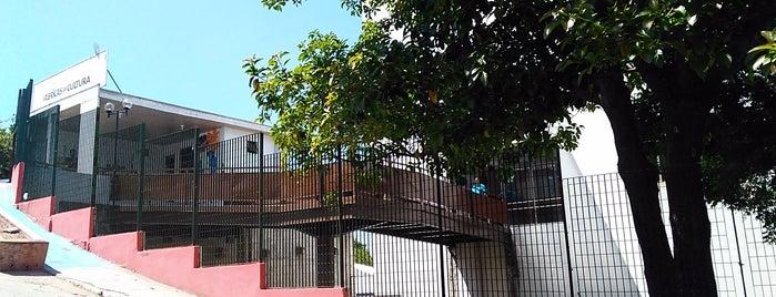 Fabrica de Cultura Capao Redondo is one of Locais curtidos por Anderson.