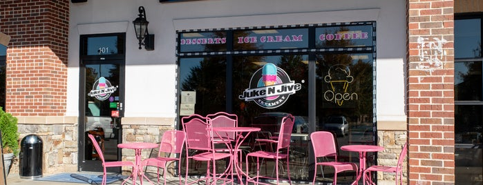 Juke N Jive Creamery is one of Recommendations.