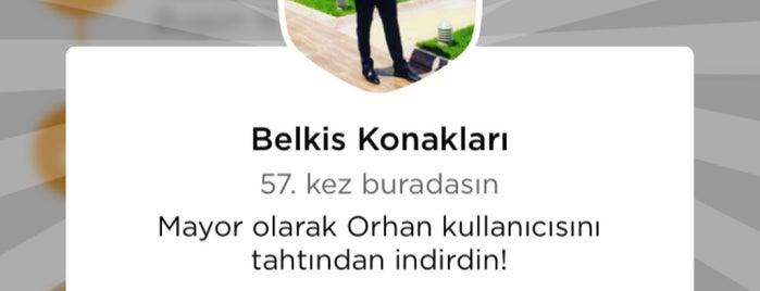 Belkis Konakları is one of Orte, die Begum gefallen.