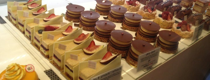 Adriano Zumbo Pâtissier is one of Sydney - coffee & all things sweet.