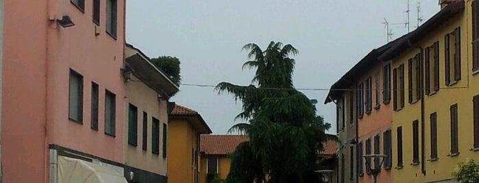 Cernusco sul Naviglio is one of Sara's favorite places.