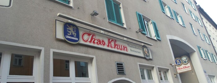 Chao Khun is one of München essen.