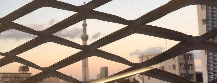 すみだ北斎美術館 is one of Tokyo.
