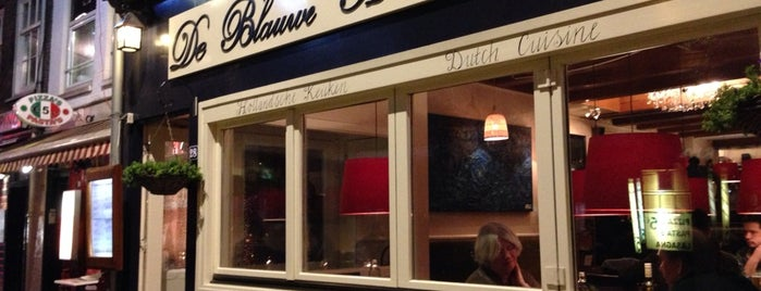 De Blauwe Hollander is one of Por Visitar Amsterdam.