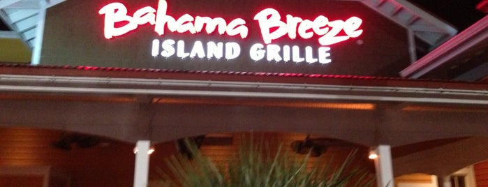 Bahama Breeze is one of Alexandraさんのお気に入りスポット.
