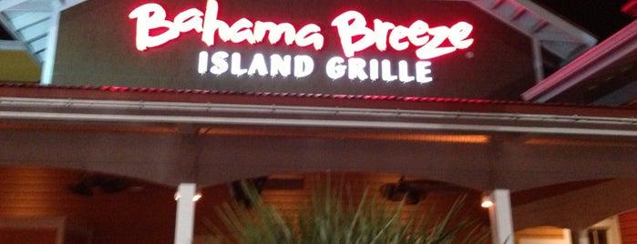 Bahama Breeze is one of Florida.