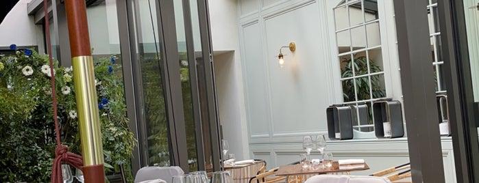 Maison Bréguet is one of Paris.
