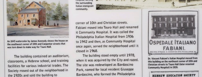 Bardascino Park is one of Philadelphia, PA.
