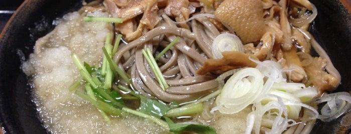 そばきりや 山形田 is one of Soba.
