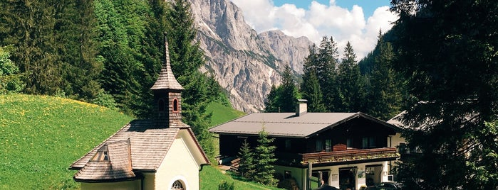 Hirschbichlalm is one of Nationalpark Berchtesgaden.