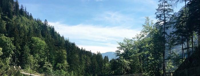Klausbachtal is one of Nationalpark Berchtesgaden.