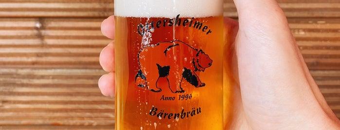 Ottersheimer Bärenbräu is one of Zum Wohl. Die Pfalz..