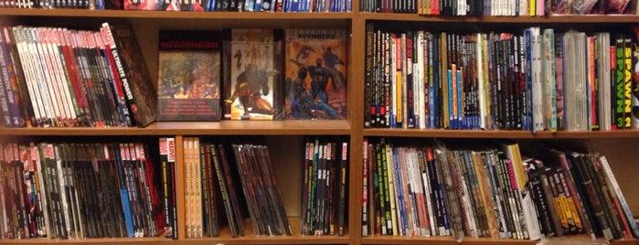 Магазин комиксов is one of Anton : понравившиеся места.