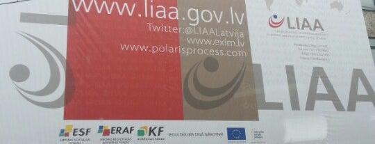 Investment and Development Agency of Latvia (LIAA)   Latvijas Investīciju un attīstības aģentūra (LIAA) is one of Foursquare LV BrandPages HQ.