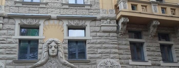 NEIBURGS HOTEL is one of Eda : понравившиеся места.