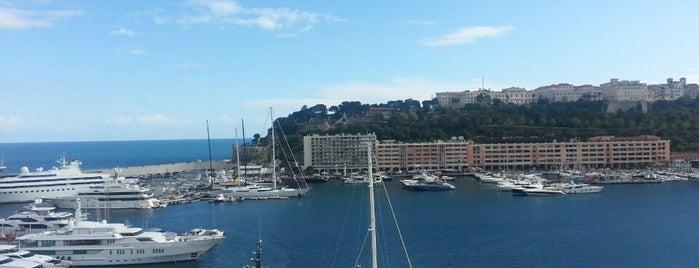 SEM-ART gallery is one of Monaco.