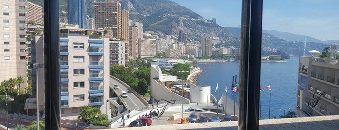 Carol Joy Spa at Fairmont Monte Carlo is one of Monaco.
