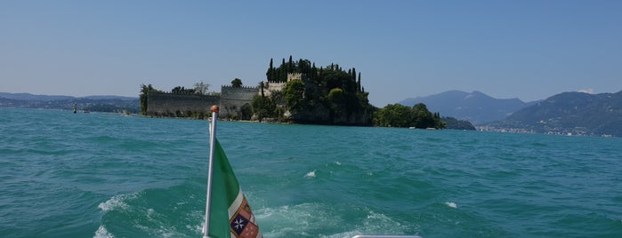 Punta San Vigilio is one of Italy.