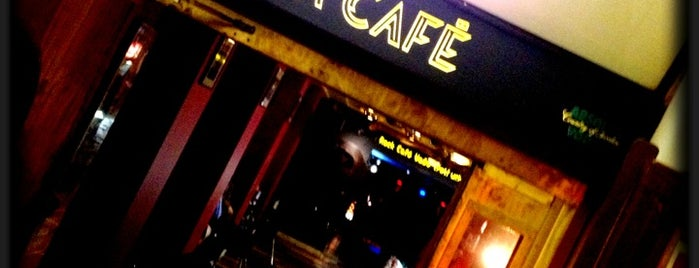 Rock Café is one of Praha: visited.