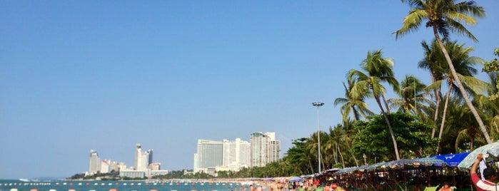Pattaya Beach Walk is one of Паттайя.