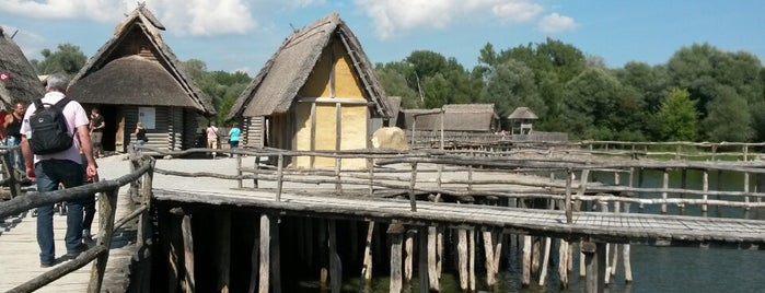 Pfahlbaumuseum | Stilt House Museum is one of Lake Constance.