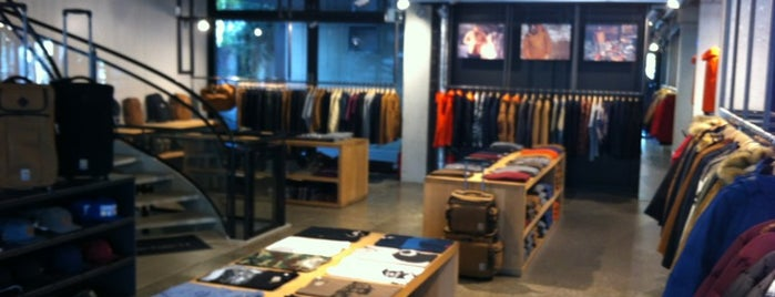 Carhartt WIP Store Munich is one of München.
