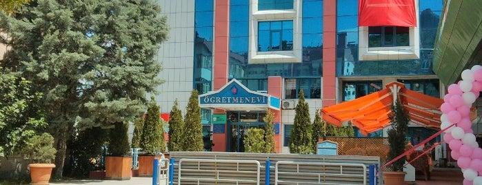 Tokat Öğretmen Evi is one of Orte, die Abdulkadir gefallen.