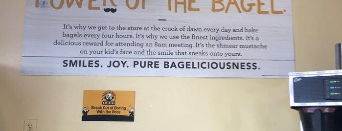 Einstein Bros Bagels is one of Orte, die Lara gefallen.