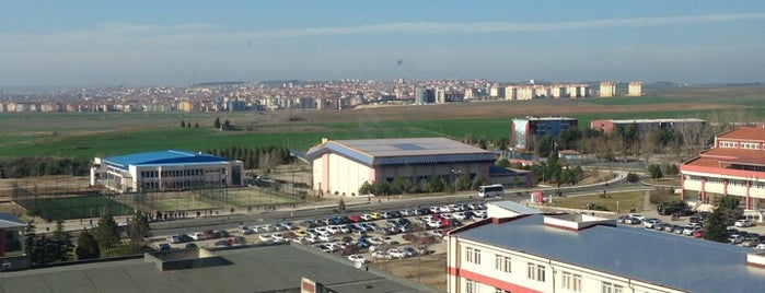 Menza is one of Edirne.