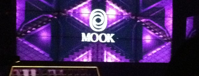 Mook Club is one of Shanghai clubs and bars.