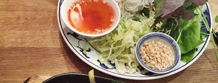 BunBunBun Vietnamese Food is one of Travel Guide to London.
