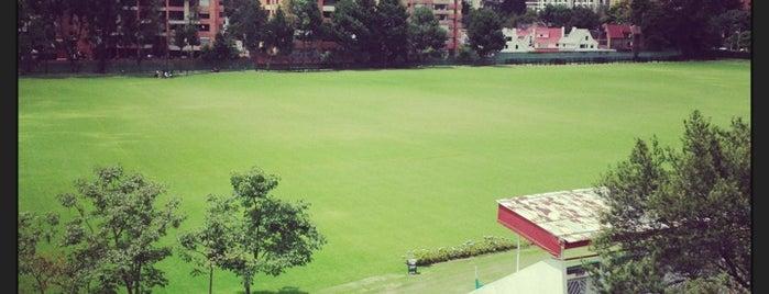Parque El Country is one of Bogotá.
