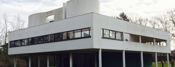 Villa Savoye is one of 建築マップ ヨーロッパ.