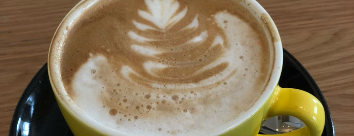 Altura Kaffe is one of René: сохраненные места.