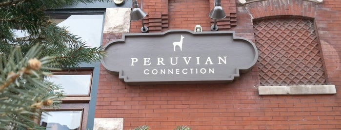 Peruvian Connection is one of Rickさんのお気に入りスポット.