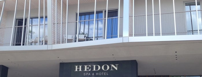 Hedon Spa & Hotel is one of Cinco's Saved Places.