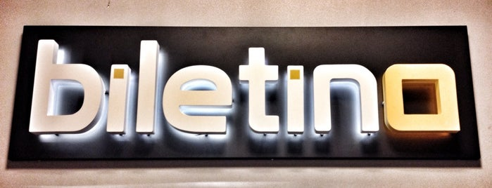 Biletino is one of Posti che sono piaciuti a Metin.