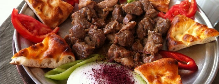 Hacıbaşar Kebap is one of Özel.