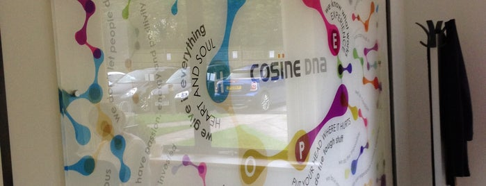 Cosine UK is one of Out and about.