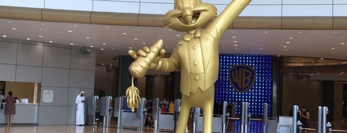 Warner Bros. World Abu Dhabi is one of Abu Dhabi.