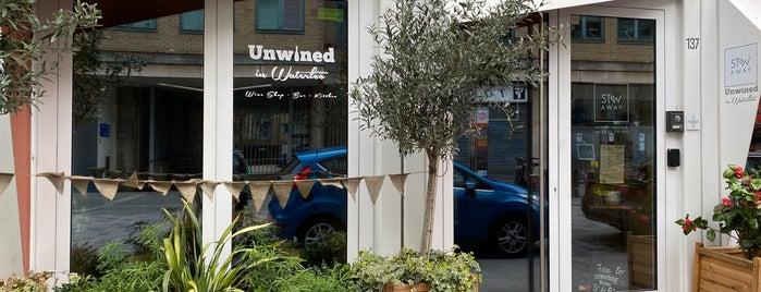 Unwined In Waterloo is one of Bars - LDN.