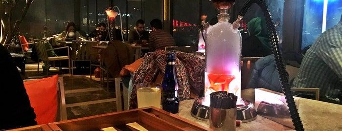 Lulu Hookah Lounge is one of Kanaryaさんのお気に入りスポット.