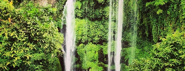 Sekumpul Waterfall is one of Bali.